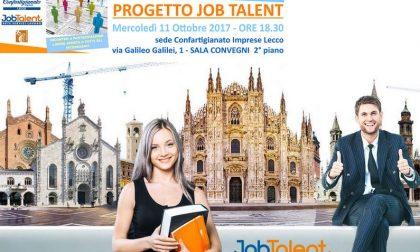 Decolla il portale del lavoro di Confartigianato Job Talent
