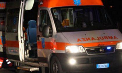 Incidenti stradali in Brianza, due persone in ospedale SIRENE DI NOTTE