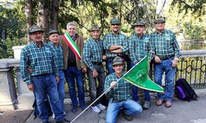 Alpini lecchesi a Salsomaggiore FOTO