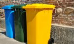 Distribuzione sacchetti dei rifiuti a Barzago