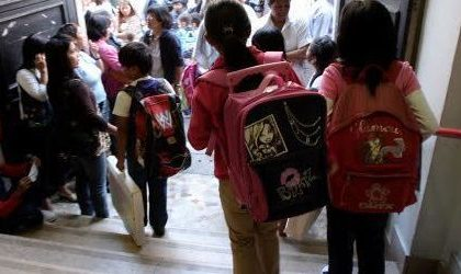 Esercitazione terremoto nelle elementari e materne lecchesi