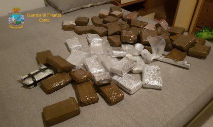 Sequestrati 32 chili di droga FOTO