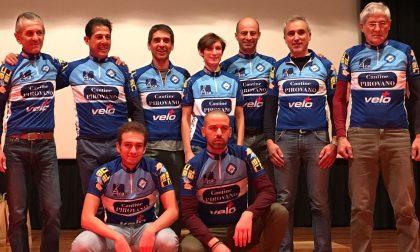 Bike Team Mandello premiato al Challenger Master Lecco