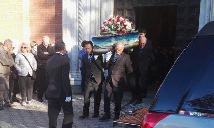 In tantissimi al funerale di Tarcisio Sala