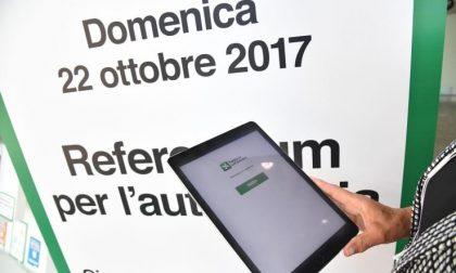 Referendum Lombardia, l'affluenza definitiva alle 12