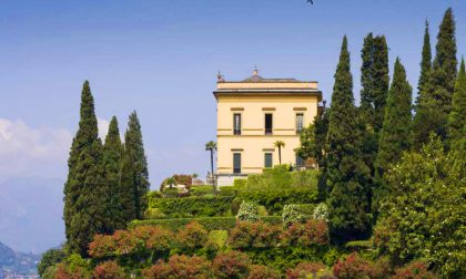 """12 settembre presentazione del libro """"La Sala Stemmata di Casa Serponti nella Villa Cipressi di Varenna"""""""