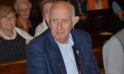Rancio piange monsignor Giuseppe Locatelli