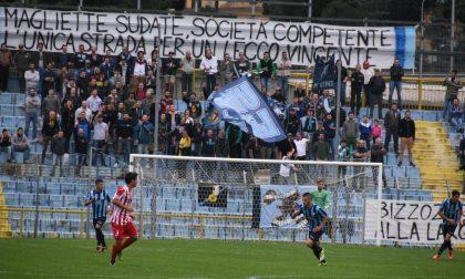 Finale al Rigamonti Ceppi Lecco-Caravaggio 0-0