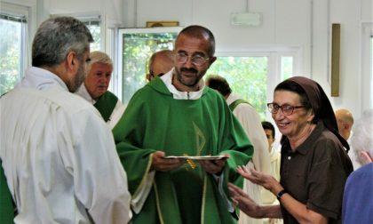 Prima Messa per Giobba Beretta FOTO