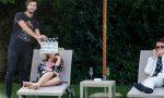 Lecco Film Commission gira a Villa Lario di Mandello FOTO