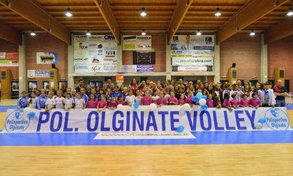 Polisportiva Olginate da 110 atlete e  lode NOMI E FOTO