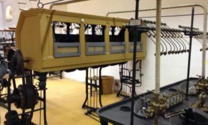 Gita al museo della seta