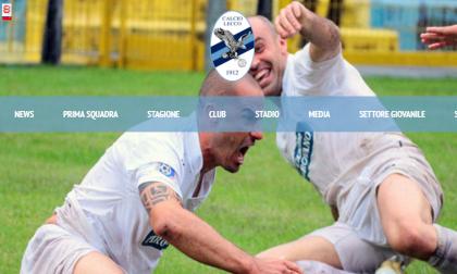Online il nuovo sito della Calcio Lecco