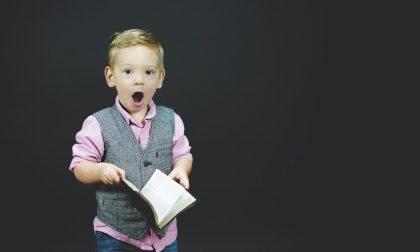 Gufo Peppone e le letture per i più piccoli