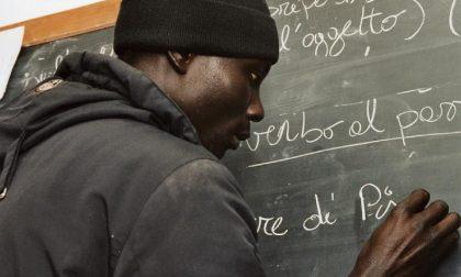 Profughi a lezione di italiano