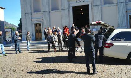 In Basilica l'addio commosso a Chiara Perego