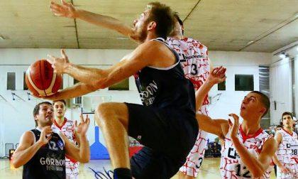 Basket serie B, Gordon Olginate battuta a Bernareggio