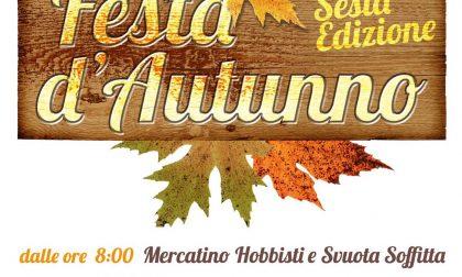 Festa d'autunno domenica in piazza
