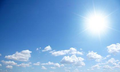 Un fine settimana pasquale di sole e temperature da inizio estate… ma da passare in casa