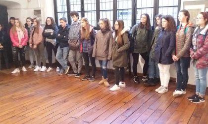 Le studentesse del Liceo Manzoni guide per un giorno FOTO