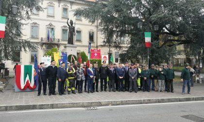 4 Novembre in piazza degli Eroi