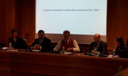 Bonometti è il nuovo presidente di Confindustria Lombardia
