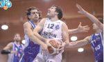 Basket serie B, Gordon Olginate battuta a Piacenza dopo due supplementari