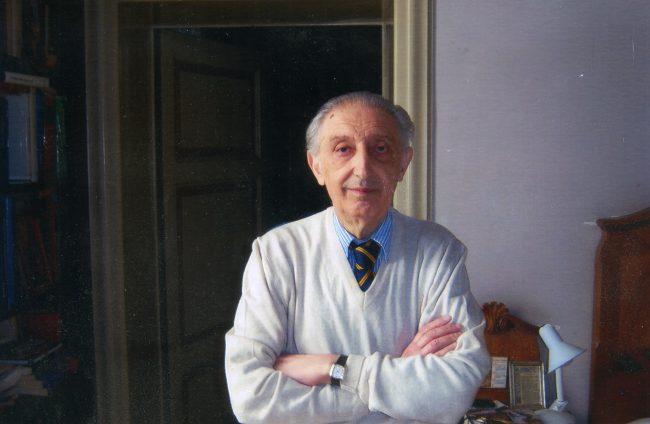 E&#8217&#x3B; morto il dottor Francesco Sindoni