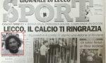 Vent'anni fa Modena-Lecco 1-2. Ovvero, la partita di Cusin