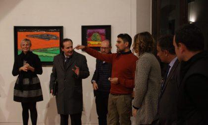 Aperta la mostra di Jacopo Ghislanzoni