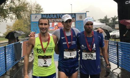 Maratonina d'Autunno: trionfo per Francesco  Bona VIDEO