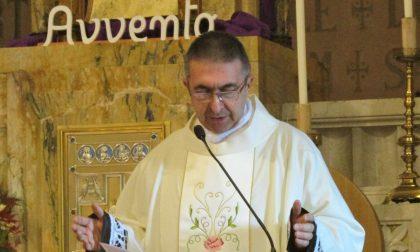 Don Walter Brambilla nuovo sacerdote responsabile di Castello e Dolzago VIDEO
