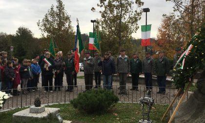 Quattro Comuni uniti nel ricordo del IV novembre