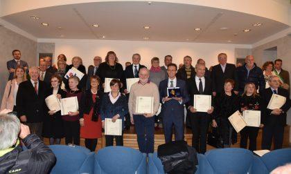 Premiati 28 maestri del commercio e tre eccellenze
