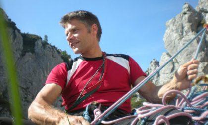 """Intitolata a Marco """"Butch"""" Anghileri la palestra di arrampicata indoor nel parco Monte Due Mani"""
