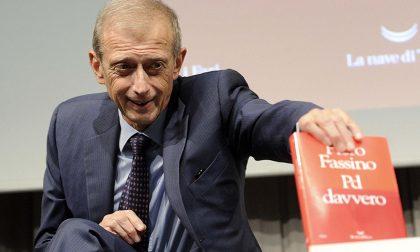 """Fassino a Lecco: """"Ora una coalizione ampia di centrosinistra"""""""