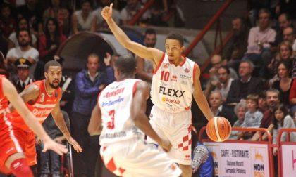 Colpo da serie A per il Basket Lecco, preso Brandon Solazzi