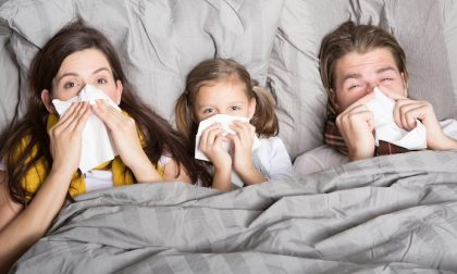 Virus influenza l'epidemia è in arrivo