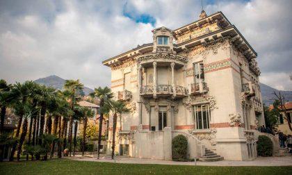 Villa Bernasconi ospita la silent disco