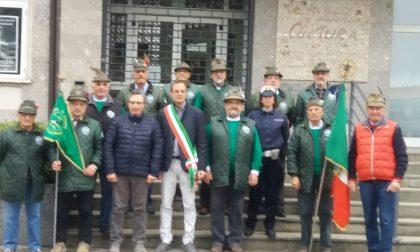 4 Novembre con gli Alpini a Casatenovo FOTO
