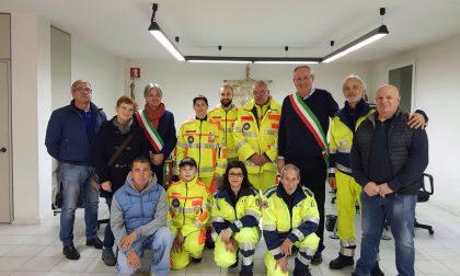 Alluvione Liguria inaugurato il parco giochi donato dai casatesi