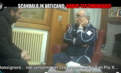 Abusi sessuali Le Iene accusano ex vescovo di Como di aver insabbiato