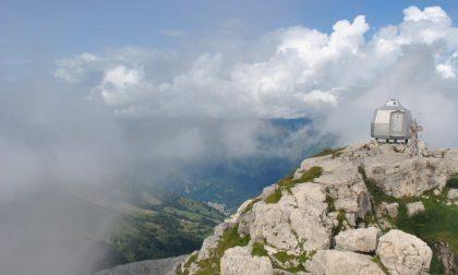 Messa coi Ragni in Grignetta per ricordare gli alpinisti scomparsi