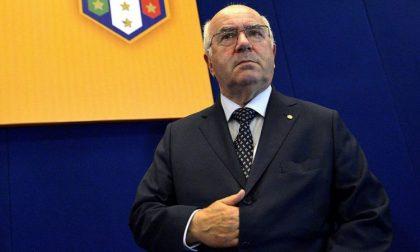Tavecchio si è ufficialmente dimesso