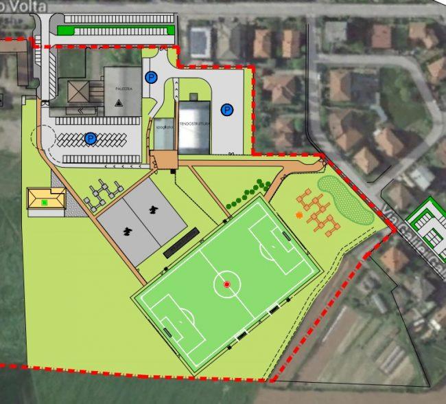 Nuovo centro sportivo le associazioni propongono un altro for Centro sportivo le piscine