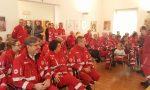 Croce Rossa in festa tra gemellaggio e nuova ambulanza