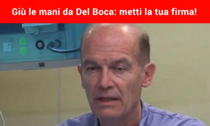 Giù le mani da Del Boca: metti la tua firma!