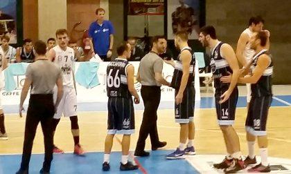 Storico derby di basket: troppo Lecco, Olginate si arrende