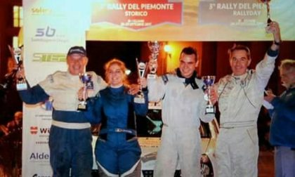 Rally Day, doppio podio per l'Abs Sport di Oggiono