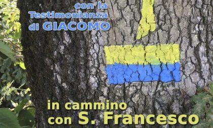 Il cammino di San Francesco arriva ad Osnago